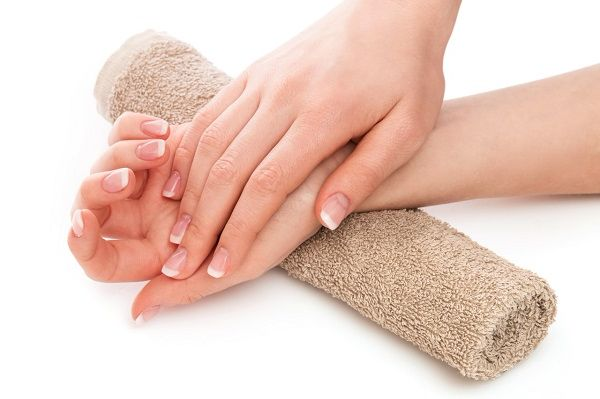 Народное средство против грибка ногтей на руках