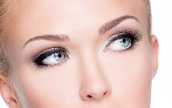 Макияж глаз с нависшим веком: пошаговое фото как сделать 57