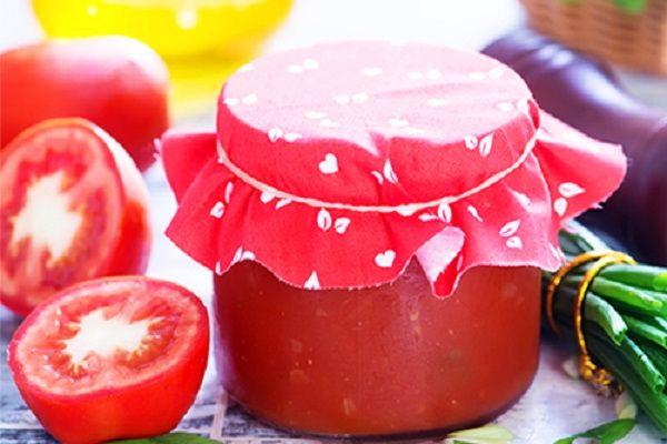 Рецепт томата из помидоров на зиму