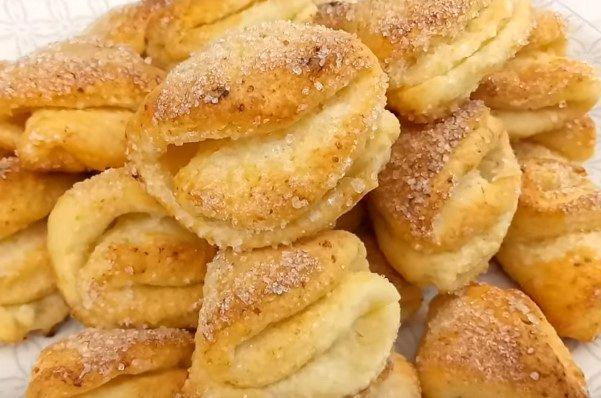 Печенье чебоксарское из творога